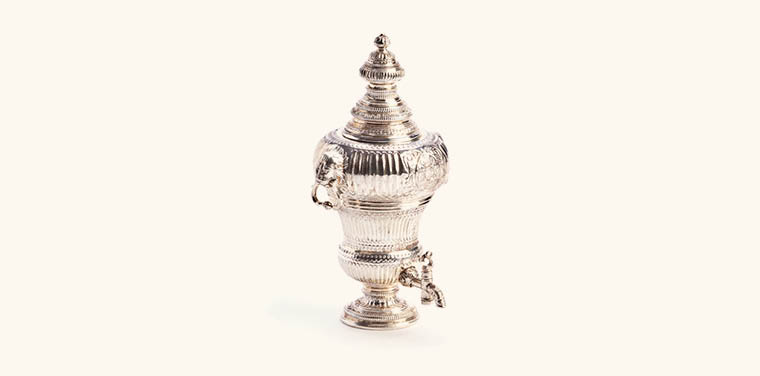 Cast Me a Samovar
