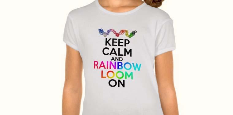 Rainbow Loom On