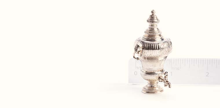 Miniature Masterworks: Pete Acquisto