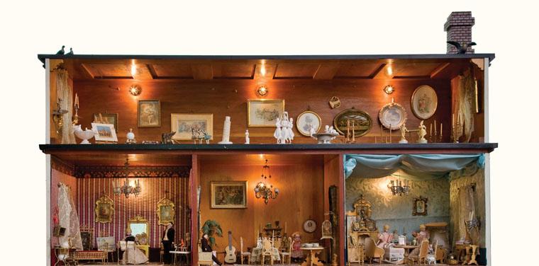 Josephine's Dollhouse Treasure Trove