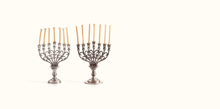 Menorahs, William B. Meyers, c. 1940-1947