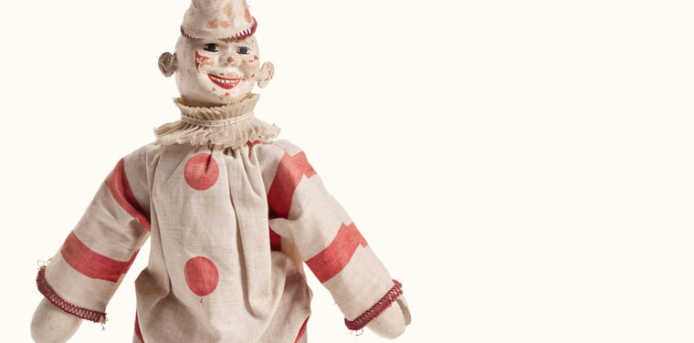 Schoenhut Circus Clown