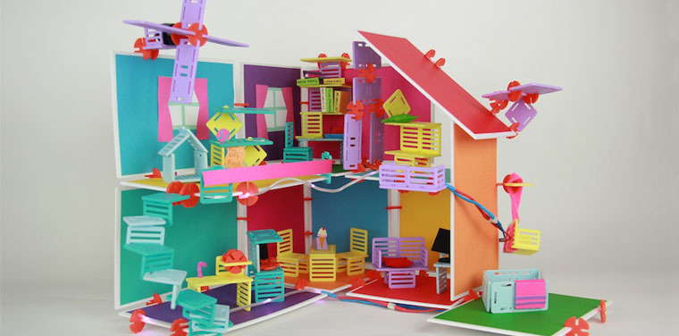 Roominate Dollhouse
