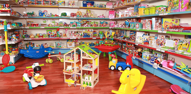 Toy Libraries: Lending a Smile