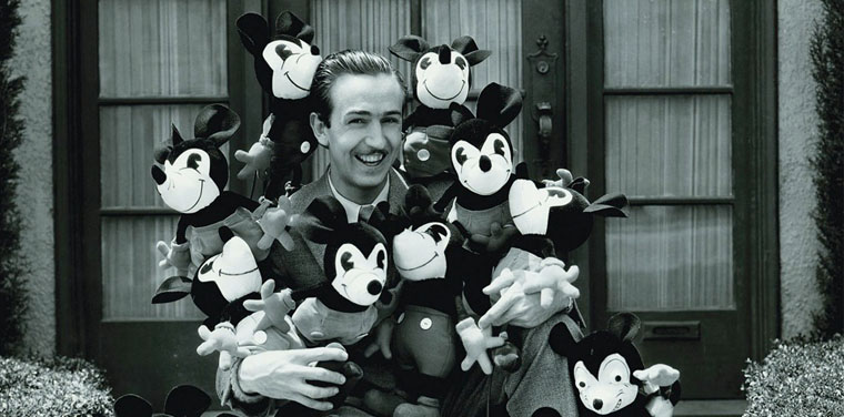 Courtesy Walt Disney Family Foundation, ©Disney