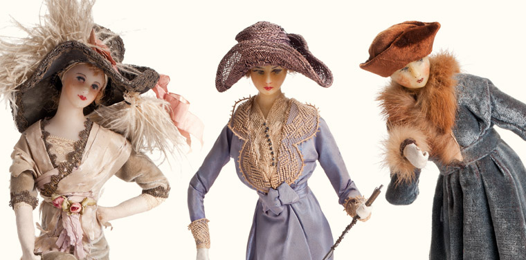 french fashion dolls