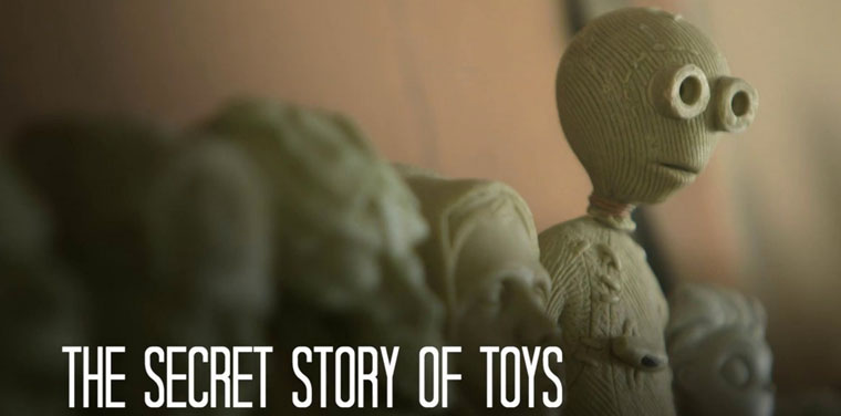The Secret Story of Toys Revealed