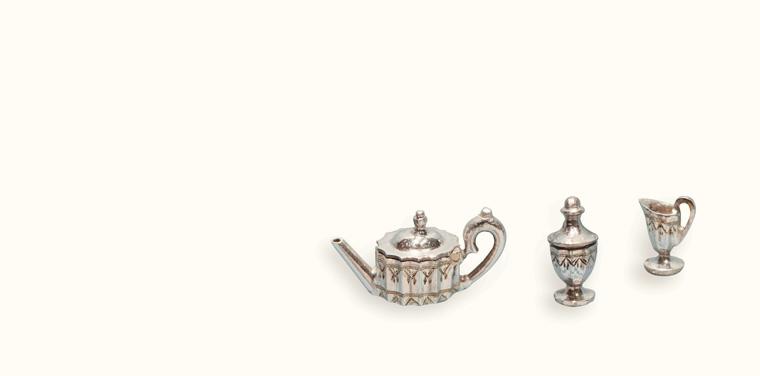 A spot of tea, literally!