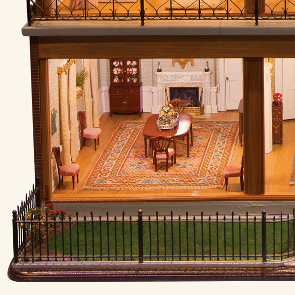 Boston Beacon Hill House The National Museum Of Toys And Miniatures