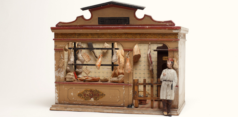 toy butcher shop