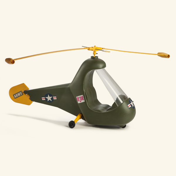 G I Joe Helicopter The National Museum Of Toys And Miniatures