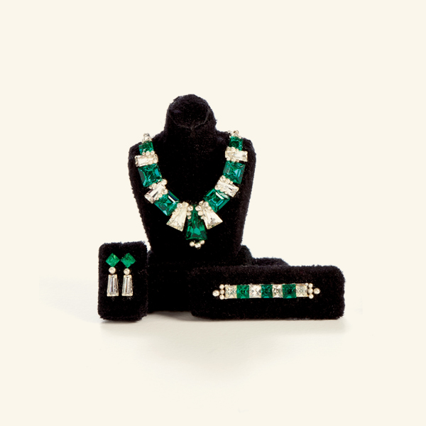 Art Deco Jewelry Set The National Museum Of Toys And
