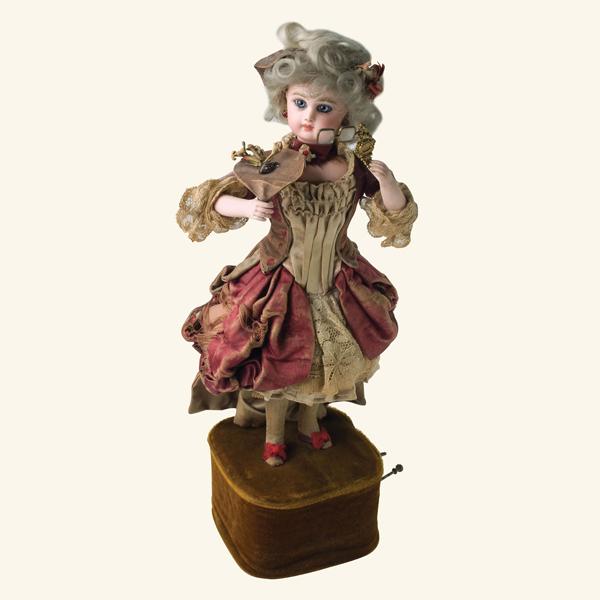 Mechanical Doll