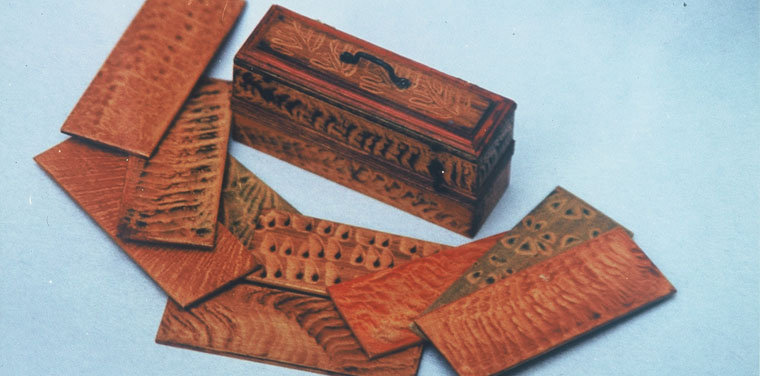 hastrich's miniature furniture