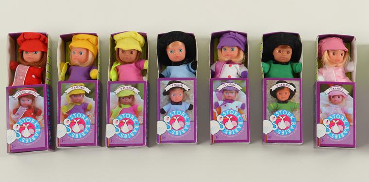 Match Box Dolls Make a Comeback