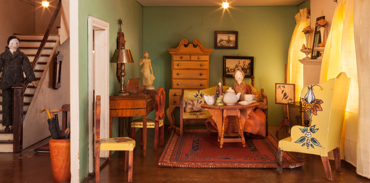 Finely Furnished: The Tynietoy Company