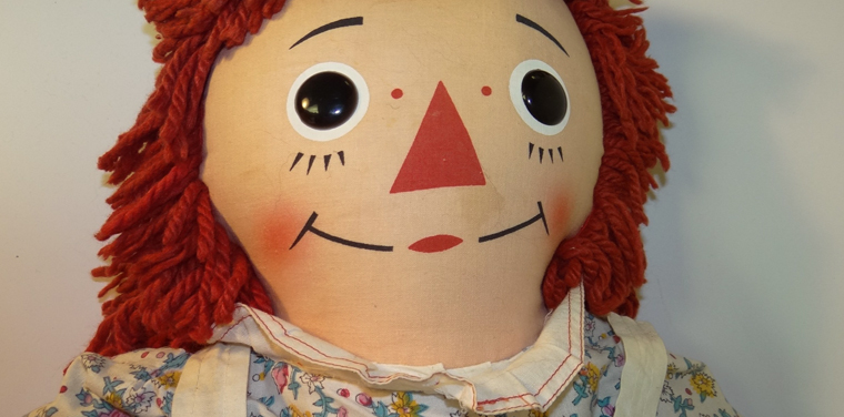 Raggedy Ann Turns 100