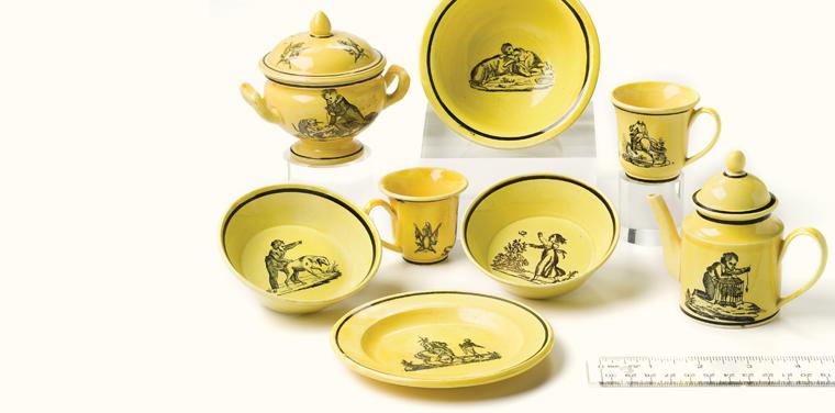 montereau pottery