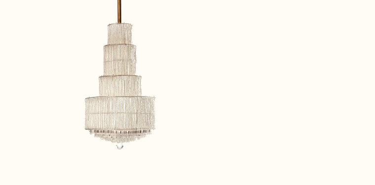 A Rare Gem: The Art Deco Jewelry Store Chandelier