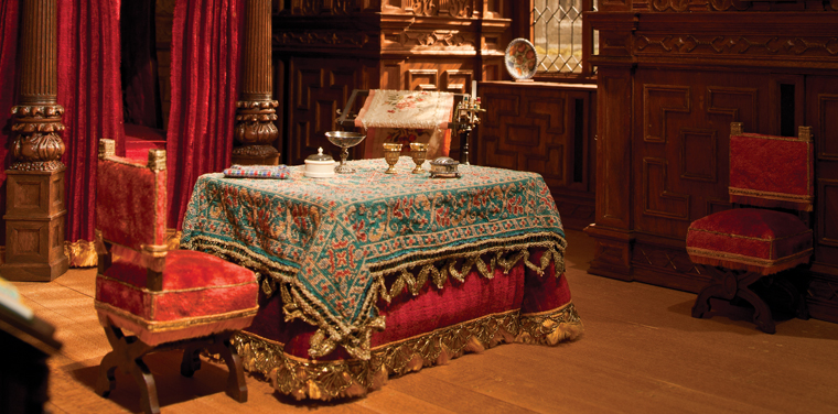 From Whittling to Wood Carving: Tudor Furniture