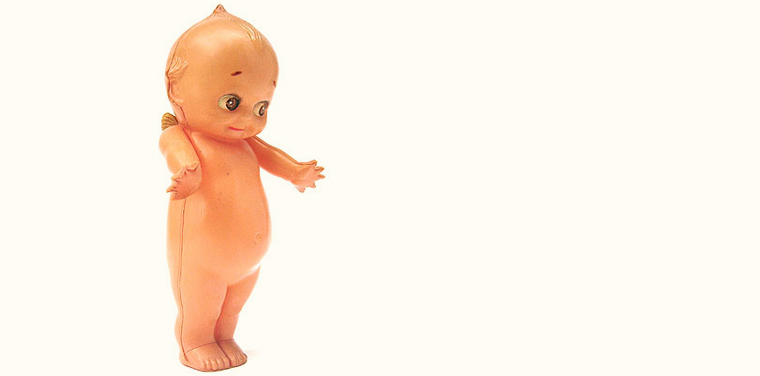 Kewpie Doll