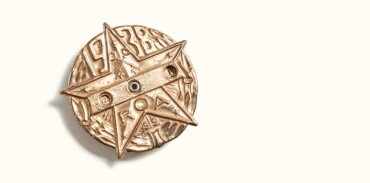 Little Orphan Annie Secret Decoder Pin