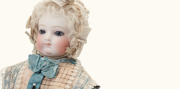 French Fashion Doll.