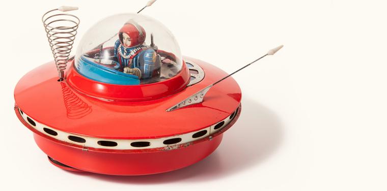 Yoshiya Flying Saucer