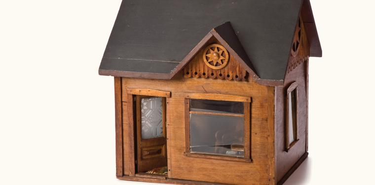 Nettie's Dollhouse