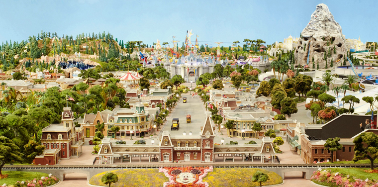The Disneyland of Walt's Imagination