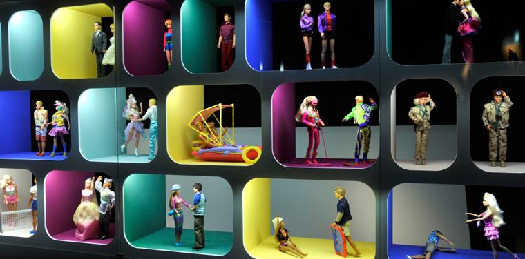 Barbie Exhibit