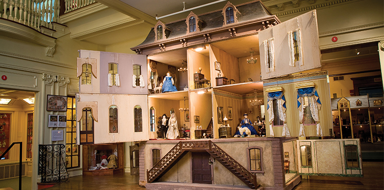 A Dollhouse Like No Other