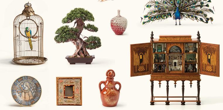 Miniature Masterworks: Artists