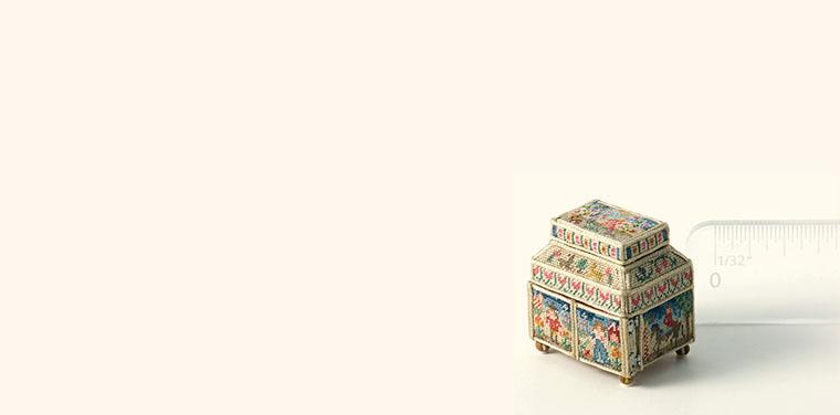Miniature Masterworks: Annelle Ferguson