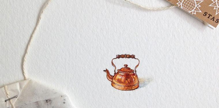 Miniature Masterworks: Brooke Rothshank