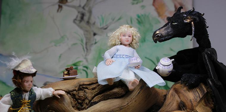 Miniature Masterworks: Daniela Kiefhaber