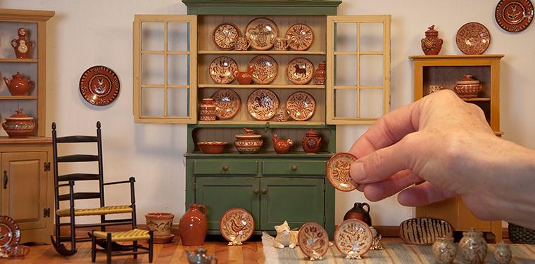 Miniature Masterworks: Jane Graber