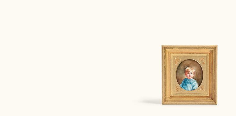 Miniature Masterworks: Johannes Landman