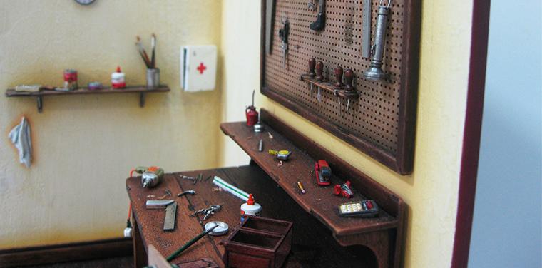 Miniature Masterworks: José María Bolio