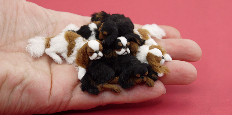 Miniature Masterworks: Kerri Pajutee