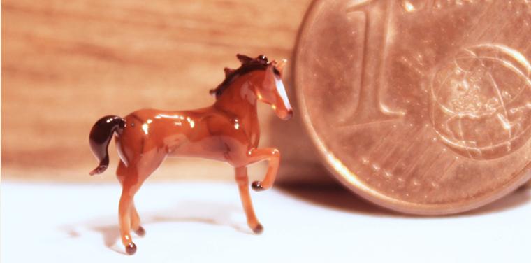 Miniature Masterworks: Mario Ramos and Mariana Grande