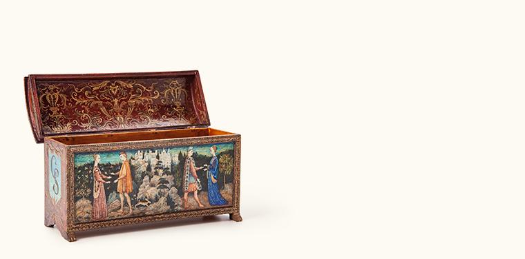 Miniature Masterworks: Natasha Beshenkovsky