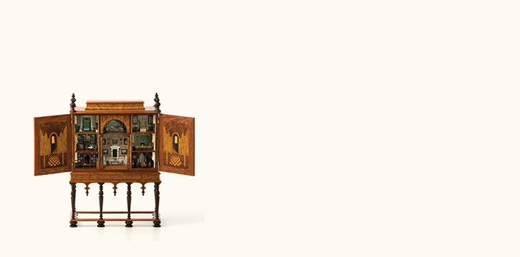 Miniature Masterworks: Nell Corkin