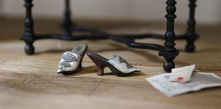 Miniature Masterworks: Susan Parris