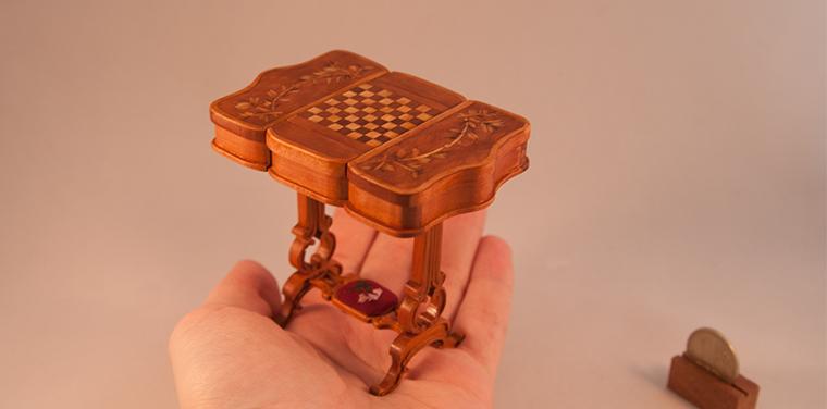 Miniature Masterworks: Victoria Morozova