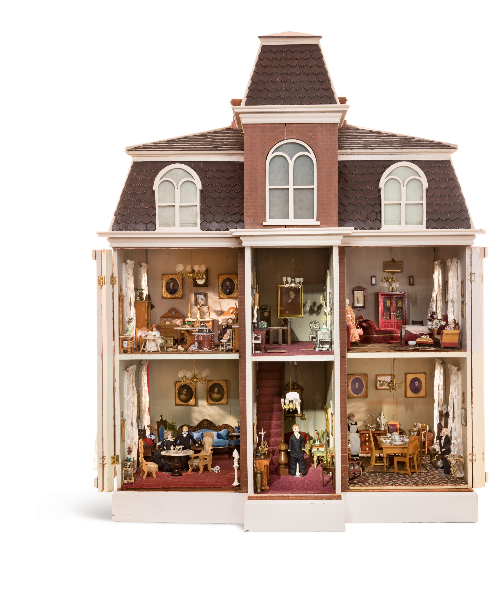 Dollhouse Histories: The Pierce Dollhouse, 1868