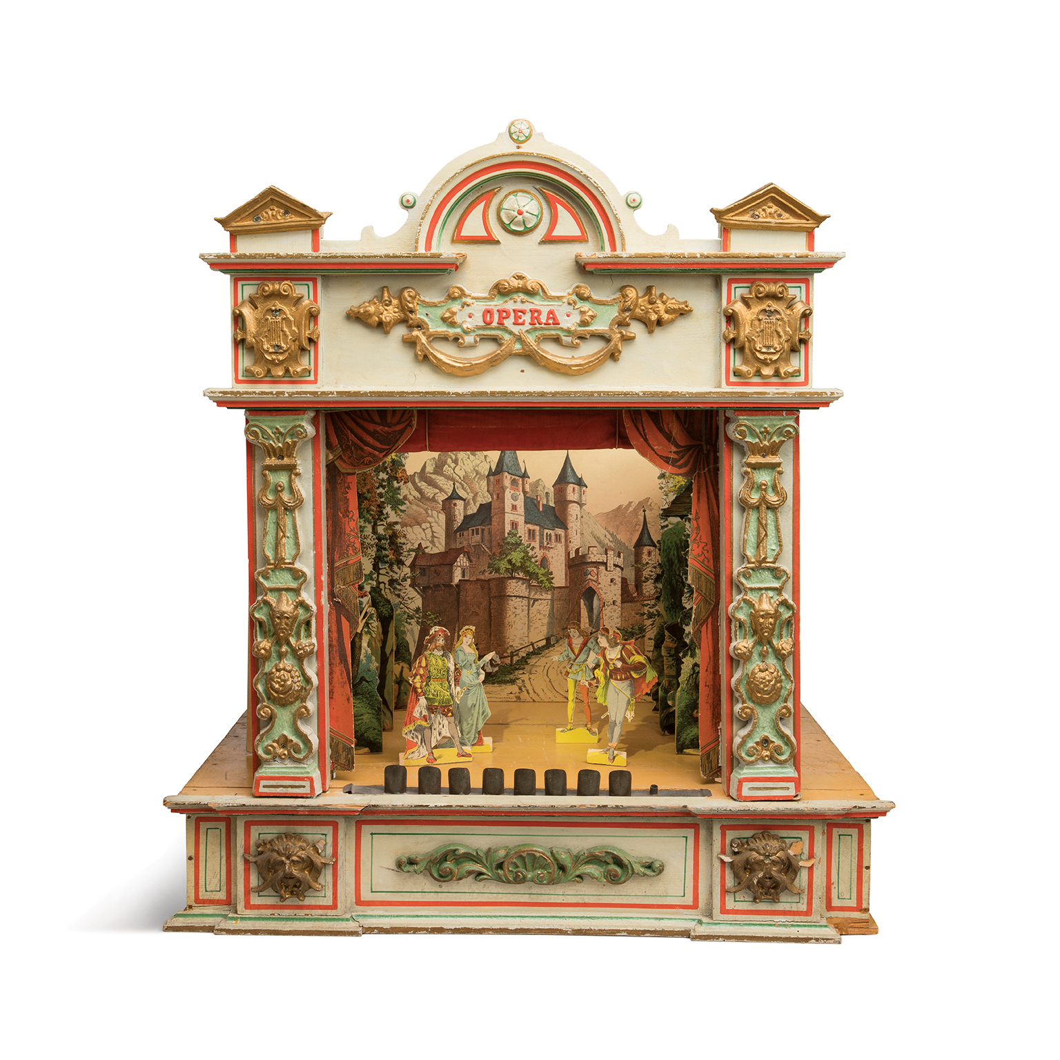 Opera Toy Theater