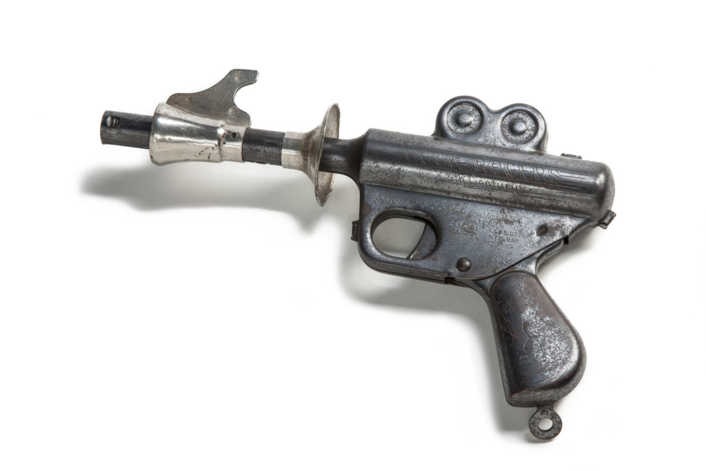 Buck Rogers Space Pistol
