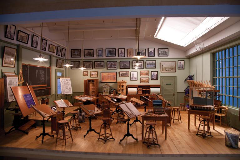 Architects Classroom