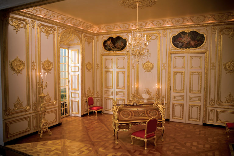 Louis XV Study